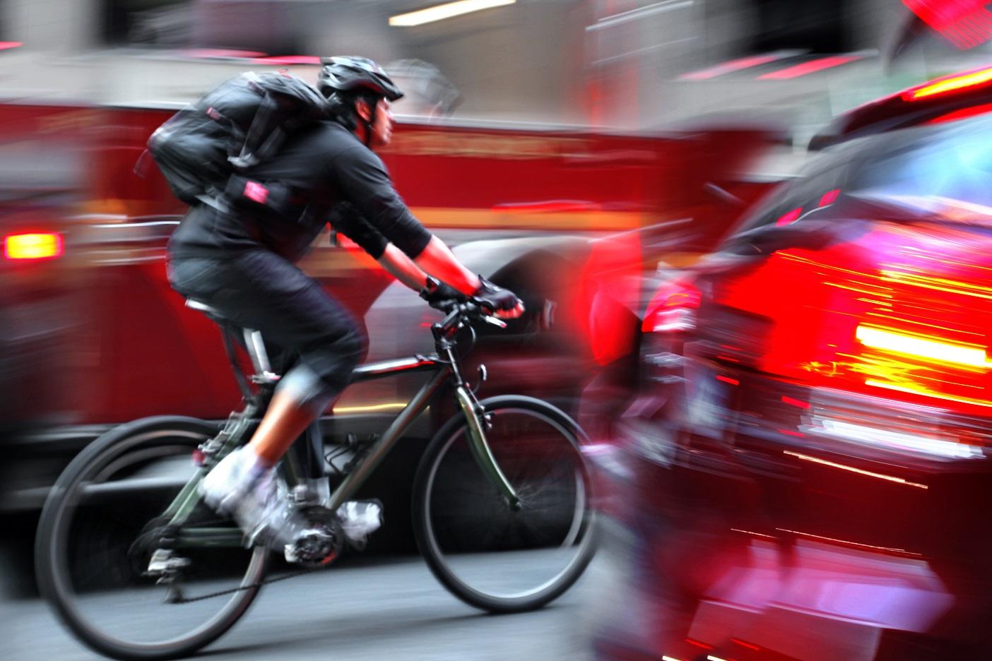 incidenti in bici
